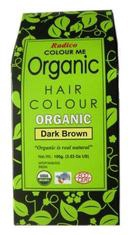 Radico Colour Me Organic Hair Colour Dark Brown 100 g