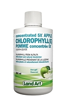 Land Art Chlorophyll 5X Concentrated Apple Flavour 500 ml