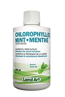 Land Art Chlorophyll Mint Flavour 500 ml