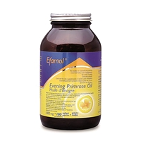 Efamol Evening Primrose Oil 1000 mg 180 Softgel Capsules