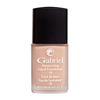 Gabriel Moisturizing Liquid Foundation Natural Beige 30 ml