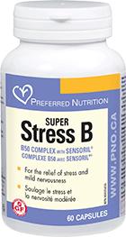 Preferred Nutrition Super Stress B 60 caps