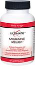 Brad King's Migraine Relief 30 Vcaps