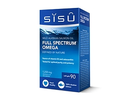 Sisu Full Spectrum TM Omega 180 gels