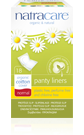 Natracare Panty Liners Normal 18-count