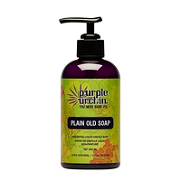 Purple Urchin Liquid Soap Unscented Plain Old Soap 266ml