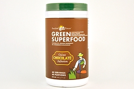 Amazing Grass Green Superfood Chocolate Infusion 480g /  60 servings