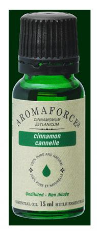 Aromaforce Essential Oil Cinnamon  -Cinnamomum zeylanicum 15 ml
