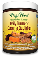 MegaFood Daily Turmeric Nutrient Booster 30 servings / 59.1g