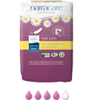 Natracare Maxi Pads Night Time 10-count