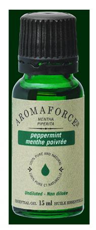 Aromaforce Essential Oil Peppermint -Mentha Piperita 15 ml