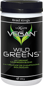 Brad King's Vegan Wild Greens 255 g