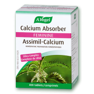 A.Vogel Calcium Absorber 400 tablets