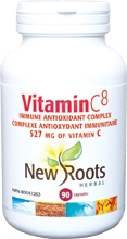 New Roots Vitamin C 527 mg 90 caps