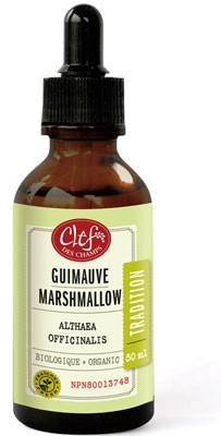 Clef des Champs Marshmallow Tincture 50 ml