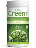 Botanica Greens Organic 240 g