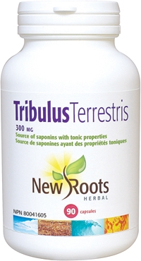 New Roots Tribulus Terrestris 300 mg 90 caps