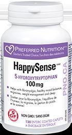 Preferred Nutrition Happy Sense 100 mg 60 caps