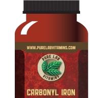 PureLab Vitamins Carbonyl Iron 90 Vcaps