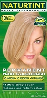 Naturtint Permanent Hair Colour 10A Light Ash Blonde