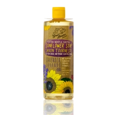 Green Beaver Sunflower Castile Soap Liquid Lavender 495ml-990ml