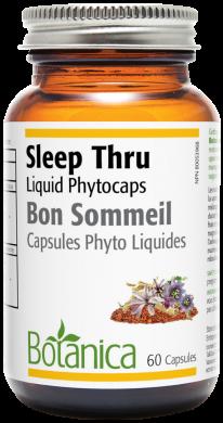 Botanica Sleep Thru 60 liquid phytocaps