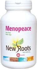 New Roots Menopeace 120 caps