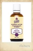 Suro Elderberry Tincture / Liquid Extract Organic - select size