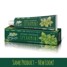 Green Beaver Natural Toothpaste Spearmint 75 ml