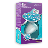 The Diva Cup Model 2
