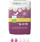 Natracare Maxi Pads Regular 14-count