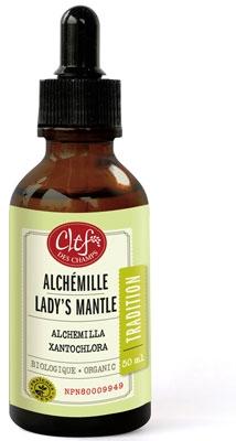 Clef des Champs Lady's Mantle Tincture 50 ml