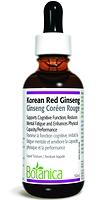 Botanica Korean Red Ginseng tincture 50 ml