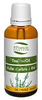 St Francis Herb Farm Tea Tree Oil 100 ml