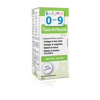 Homeocan Kids 0-9 Cough & Cold Syrup 100 ml