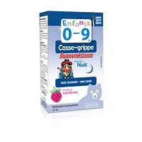 Homeocan Kids 0-9 Flu Buster Homeocoksinum Nighttime Formula 25 ml