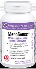 Preferred Nutrition MenoSense 180 Vcaps