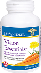 Dr. Whitaker Vision Essentials 120 caps