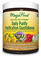 MegaFood Daily Purify Nutrient Booster 30 servings / 58.9 g