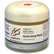 Simply Natural Hydrating Facial Mask 70ml