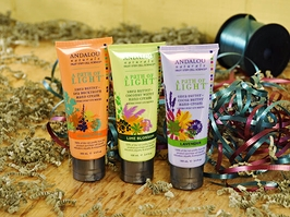 Andalou Hand Cream