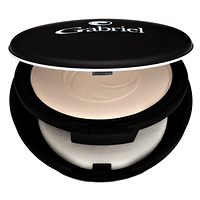 Gabriel Dual Powder Foundation Extra Light Beige