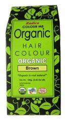 Radico Colour Me Organic Hair Colour Brown 100 g