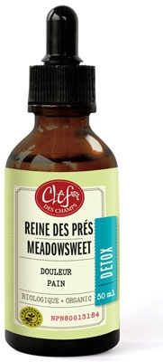 Clef des Champs Meadowsweet Tincture 50 ml