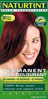Naturtint Permanent Hair Colour 9R Fire Red
