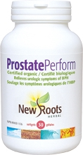 New Roots Prostate Perform 60 gels