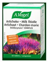 A.Vogel Artichoke Milk Thistle Bondocynara Complex 60 tablets