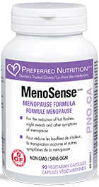 Preferred Nutrition MenoSense 90 Vcaps