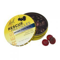 Bach Rescue Pastilles Black Currant Flavour 35 pastilles