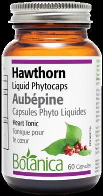 Botanica Hawthorn 60 liquid phytocaps